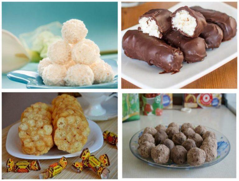 Rețete rapide și gustoase, fără coacere – 6 Rețete de dulciuri simple