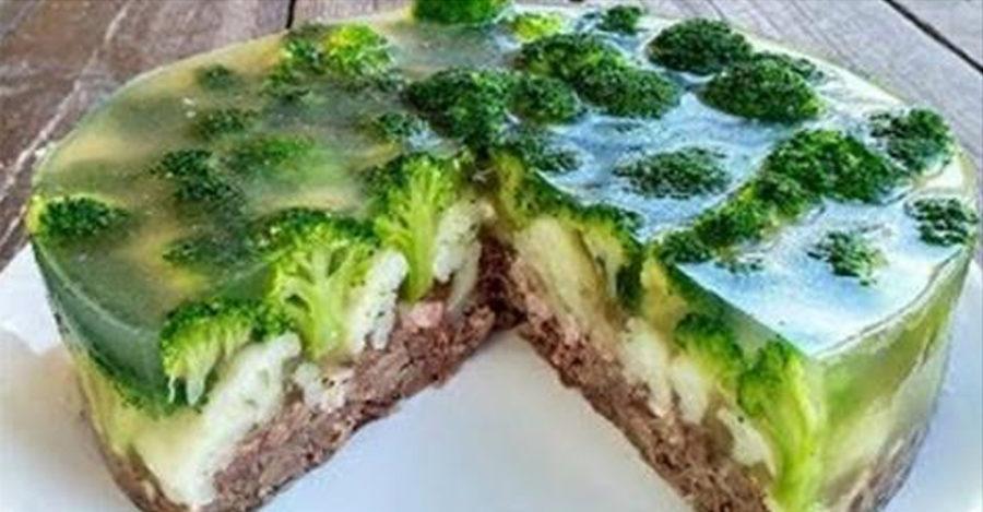 Tort cu broccolli și conopidă – Mamă, cât e de bun. Iată rețeta completă