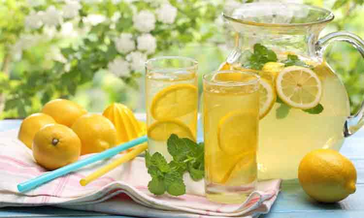 Limonada turceasca. Numai buna pentru caldura de afara