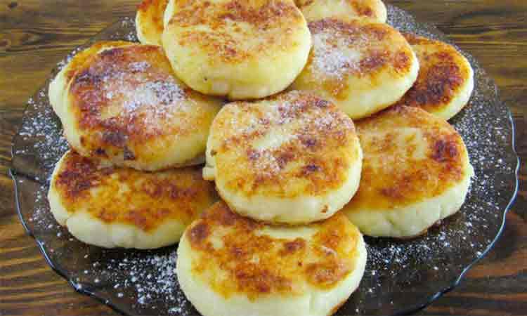 Clatite cu branza de vaci- Foarte gustoase, fragede si aromate