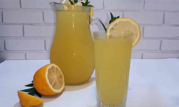 Reteta pentru limonada turceasca. O pregatesc toata vara, este racoritoare si delicioasa