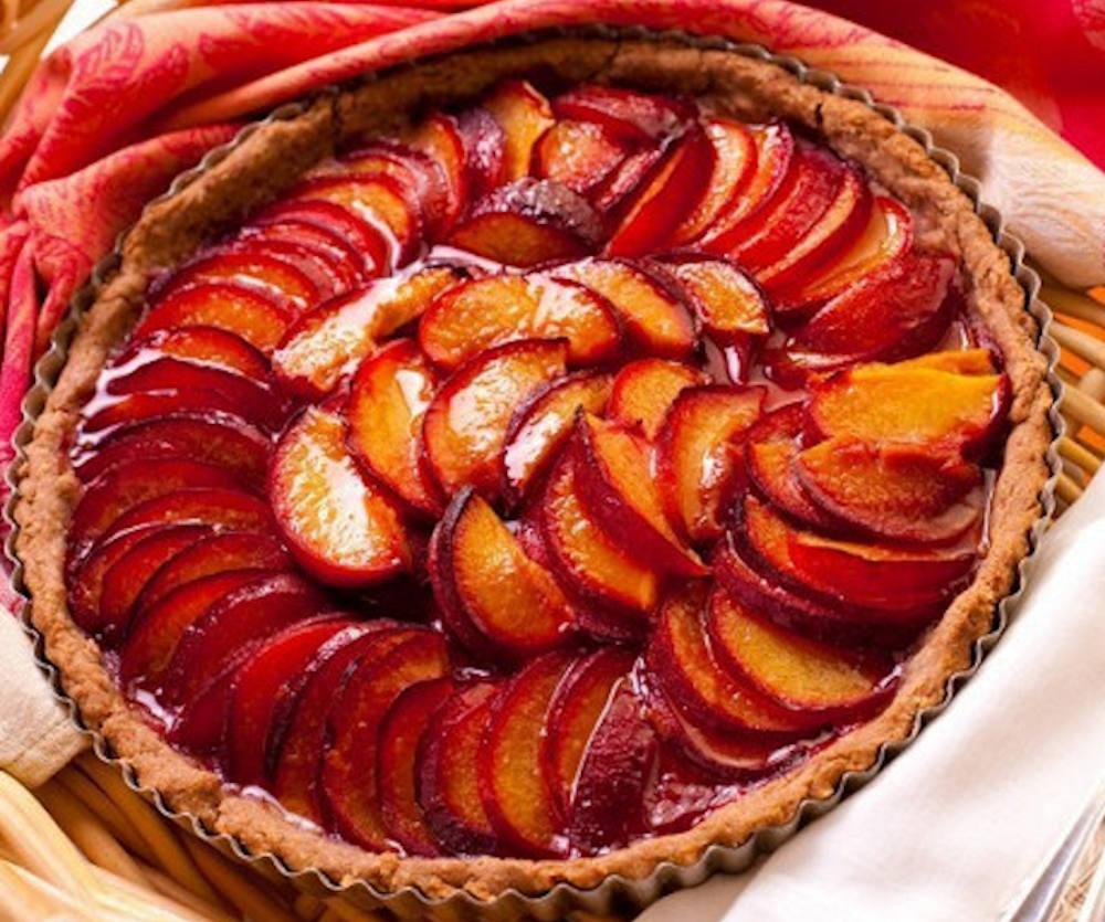 tarta cu prune delicioasa